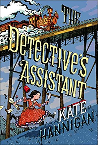 The Detective's Assistant Cover Art