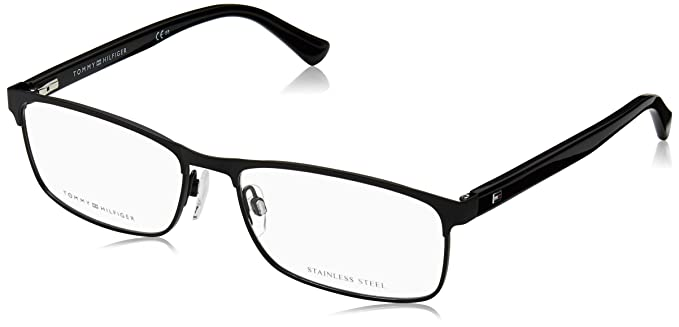 Tommy Hilfiger TH 1529 003 56 Gafas de Sol, Negro (Matt ...