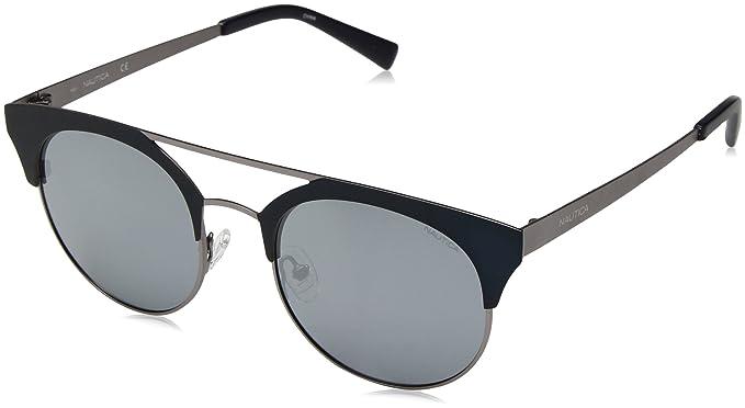 Nautica N4630Sp 420 52, Gafas de Sol para Hombre, Matte Navy