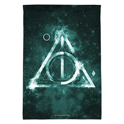 Amazon.com: GRAPHICS & MORE Harry Potter Deathly Hallows ...