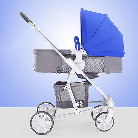 Amazon.es: Carro de bebé ligero Alto cochecito de bebé de ...