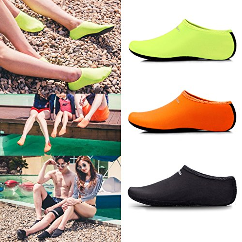 Swimming Snorkeling Diving Sports 2XL Men Seaside Shoes FG Socks Equipped Women ULKEME Beach UwY1IqCU