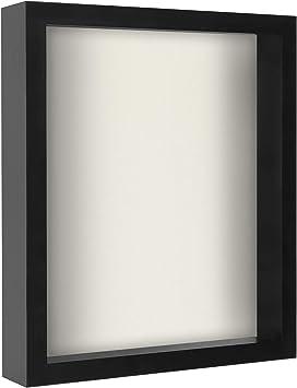Americanflat 11x14 Shadow Box Frame Black