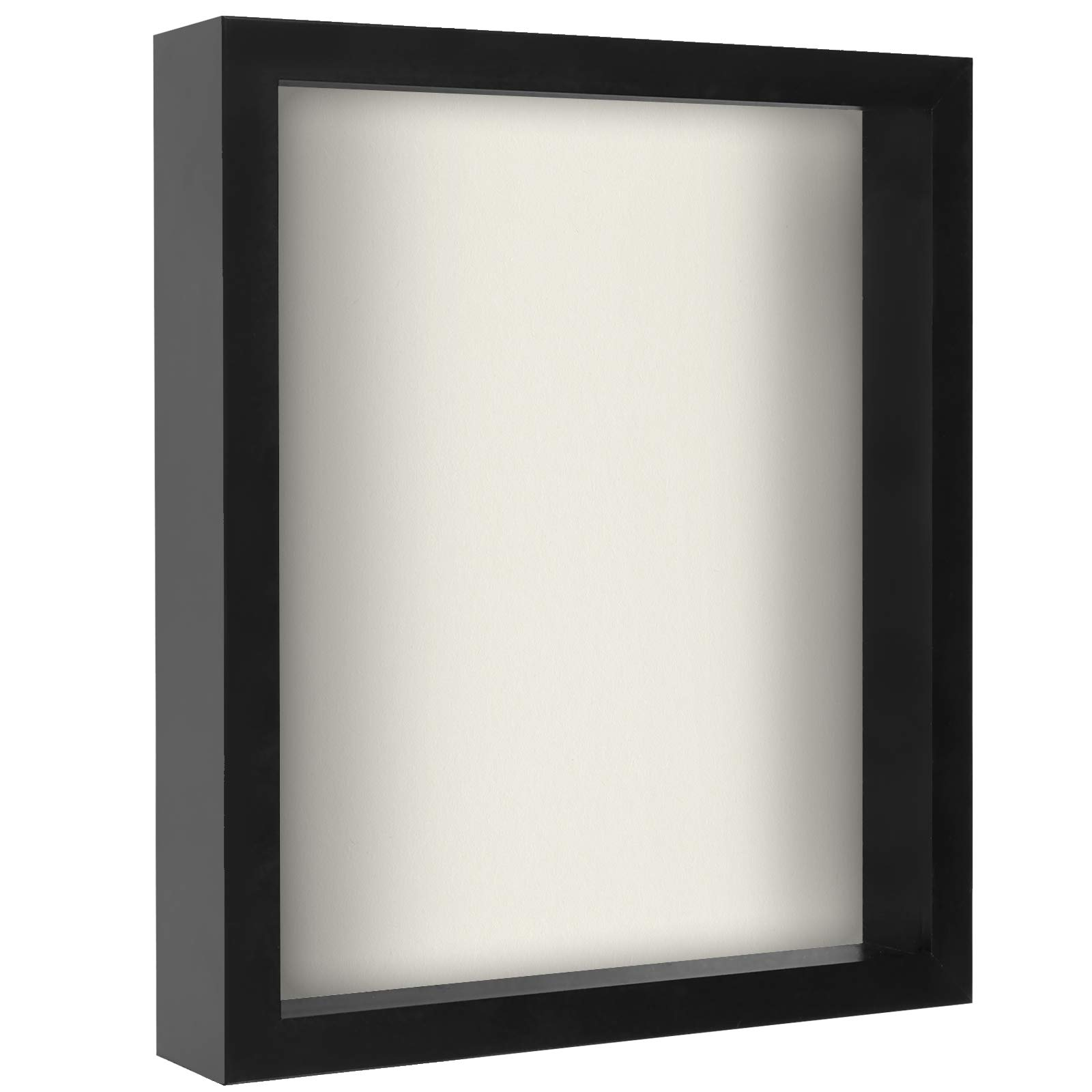 Americanflat 11x14 Shadow Box Frame, Black by Americanflat