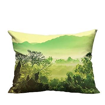Amazon.com: YouXianHome Funda de almohada decorativa para ...
