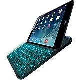 マグレックス Backlight ( 7色 LED ) Bluetooth キーボード for iPad mini MK8000N-BK
