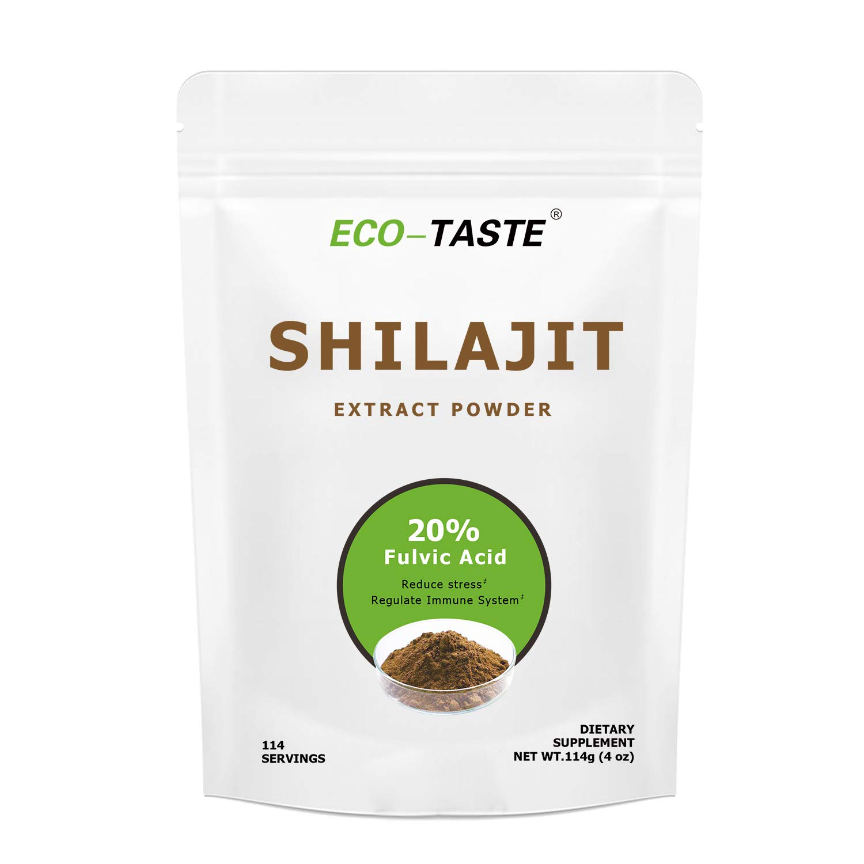 Shilajit Extract Powder, 20% Fulvic Acid, 114 Grams