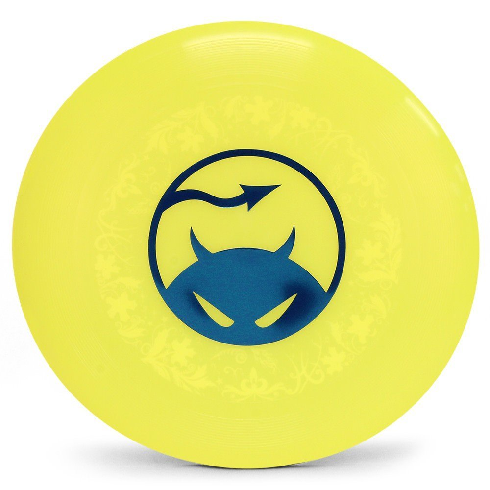 Daredevil Gamedisc Underprint Ultimate 175g Disc - Official Canadian Ultimate Disc - Yellow