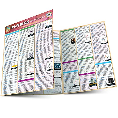 Physics Terminology (Quick Study Academic) (Formula Physic)
