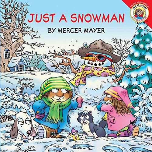 Little Critter: Just a Snowman (Days Before Christmas 8)
