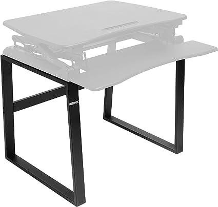 Duronic DM05ST1.1 Mesa para Las Estaciones de Trabajo de Pie ...