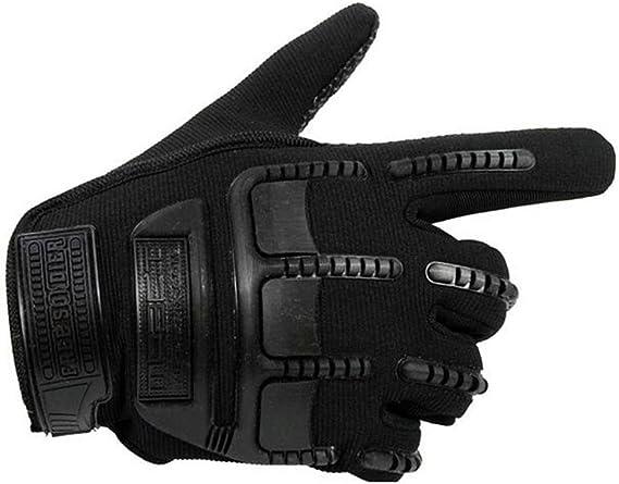 QMMCK Männer Handschuhe Im Freien Taktik Übung Reiten