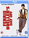 Ferris Bueller's Day Off [Blu-ray] [1986]