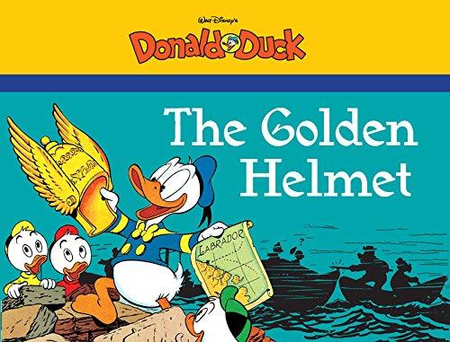 The Golden Helmet Starring Walt Disney's Donald -