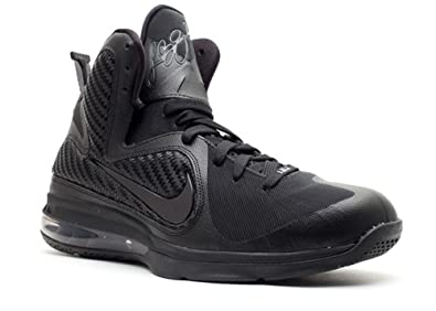 Nike Lebron 9 Mens Basketball Shoes Black/Black-Anthracite 469764-001-8