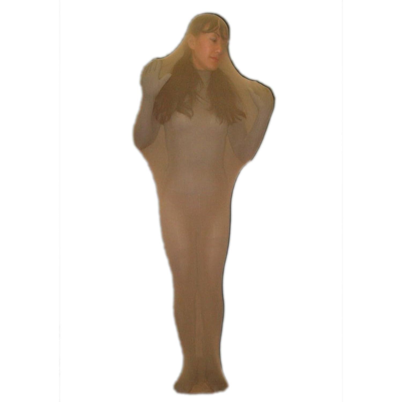 Rubberfashion durchsichtiger Schlafsack, Schlaf Sack ohne Arme mit Rückenverschluss für Frauen und Männer Menge: 1 Stück 201000013