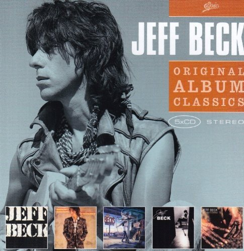CD : Jeff Beck - Original Album Classics (Germany - Import, 5 Disc)