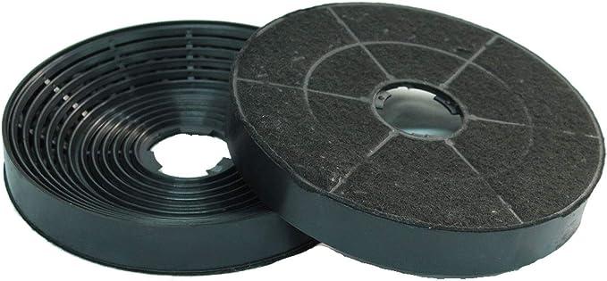 Filtro de carbón activo para Bosch DHZ5316, 2 unidades: Amazon.es: Grandes electrodomésticos