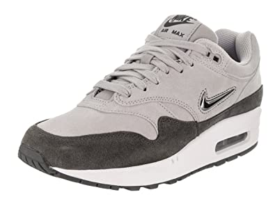 low priced 78161 e9e1d Amazon.com   Nike Women s Air Max 1 Premium SC Wolf Grey MTLC Pewter Casual  Shoe 6.5 Women US   Fashion Sneakers