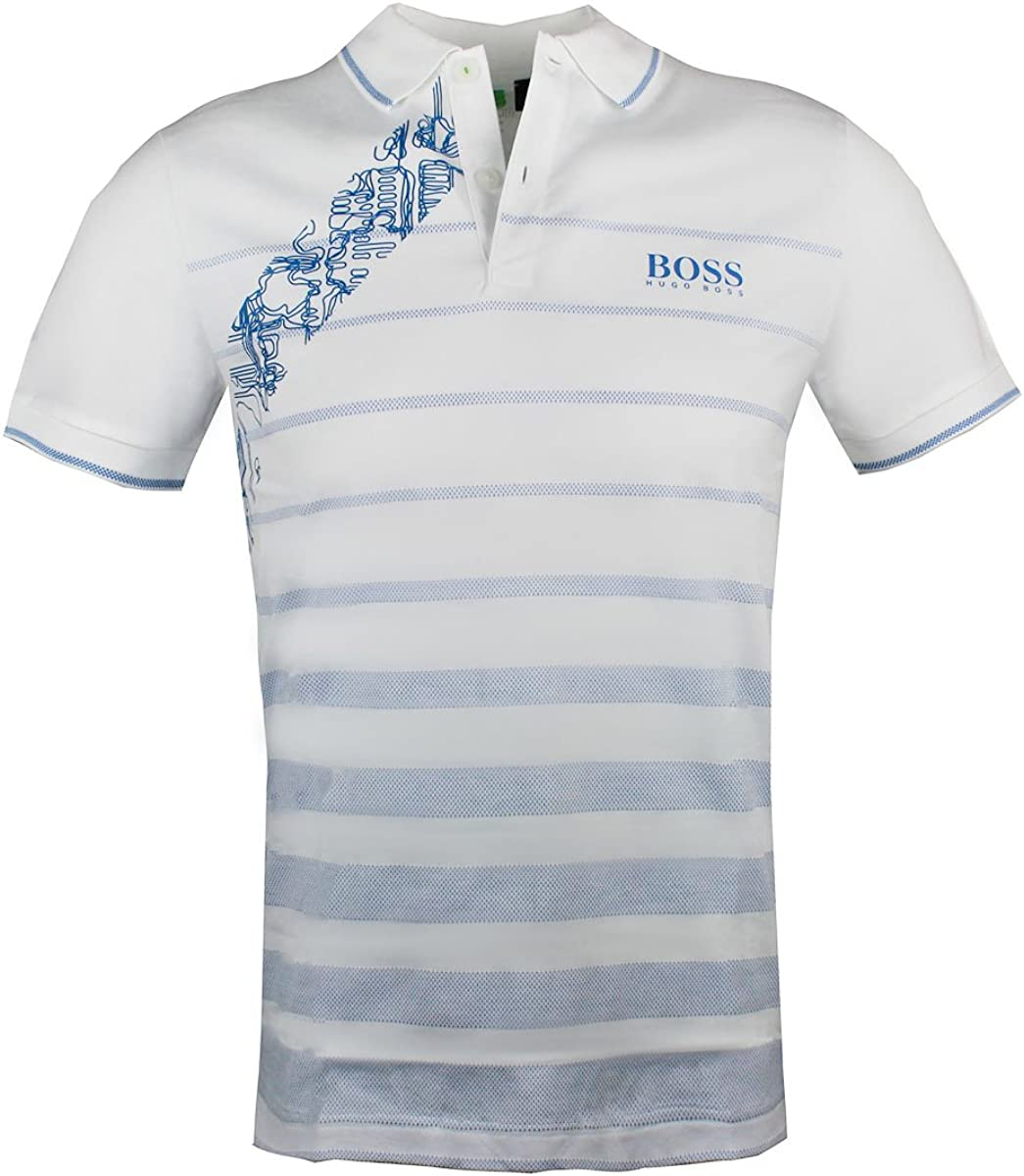 Hugo Boss Mens Paule Pro 2 Polo 50389097 434
