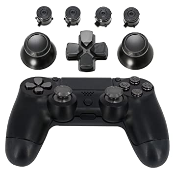 Amazon.com: Jadebones Metal Thumbsticks Pulgar agarre + ...
