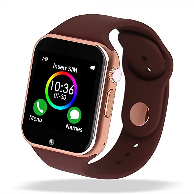 Amazon.com: LESUN A1 Bluetooth Sport Smartwatch With SIM ...