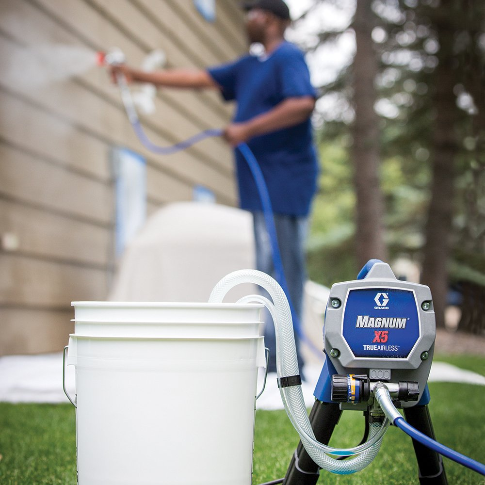 Best Commercial Paint Sprayer | Airless Paint Sprayer Reviews