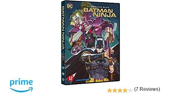Batman Ninja [Francia] [DVD]: Amazon.es: Junpei Mizusaki ...