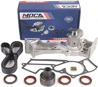 DNJ Engine Components Timing Belt Kit with Water Pump TBK616BWP