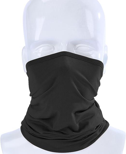 100+Head//Face//Mask//Neck Gaiter Biker/'s Tube Bandana Scarf Beanie Cap Balaclava