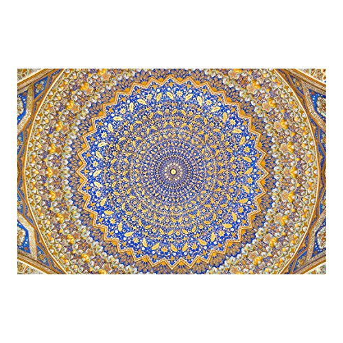 Non-woven Wallpaper - Dome of the Mosque - Mural Wide wallpaper wall mural photo feature wall-art wallpaper murals bedroom living room