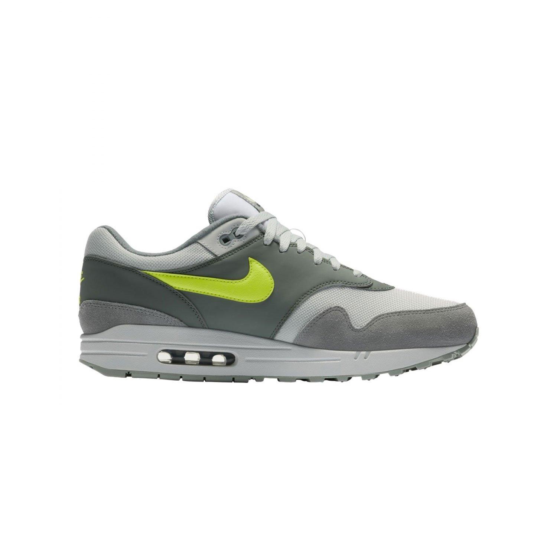61a726cf39 Galleon - Nike AIR MAX 1 Mens Running-Shoes AH8145-300_11 - MICA  Green/Volt-Clay Green-Barely Volt