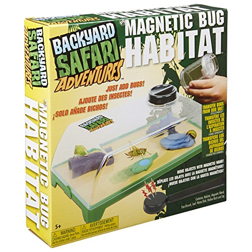 Backyard Safari Bug - Backyard Safari Magnetic Bug Habitat