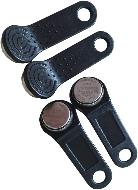 YARONGTECH Dallas Ibutton without magnetic black handle pack of 10