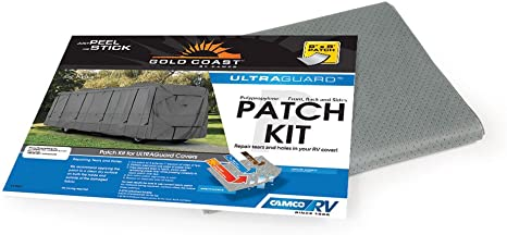 Amazon Com Camco 45795 Ultraguard Cover Patch Kit Automotive