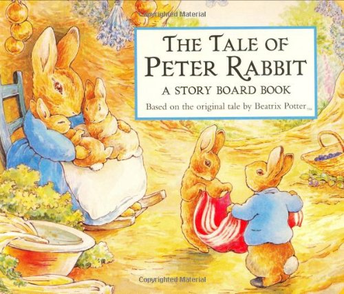 [The Tale of Peter Rabbit Story Board Book] (Peter Cotton Tail)