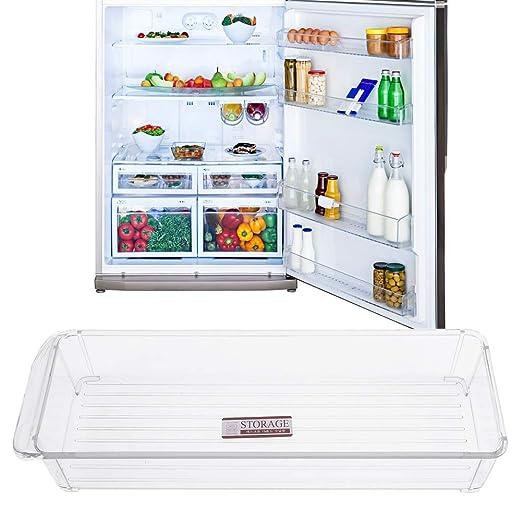 Caja de almacenamiento del refrigerador, estante de ahorro de ...
