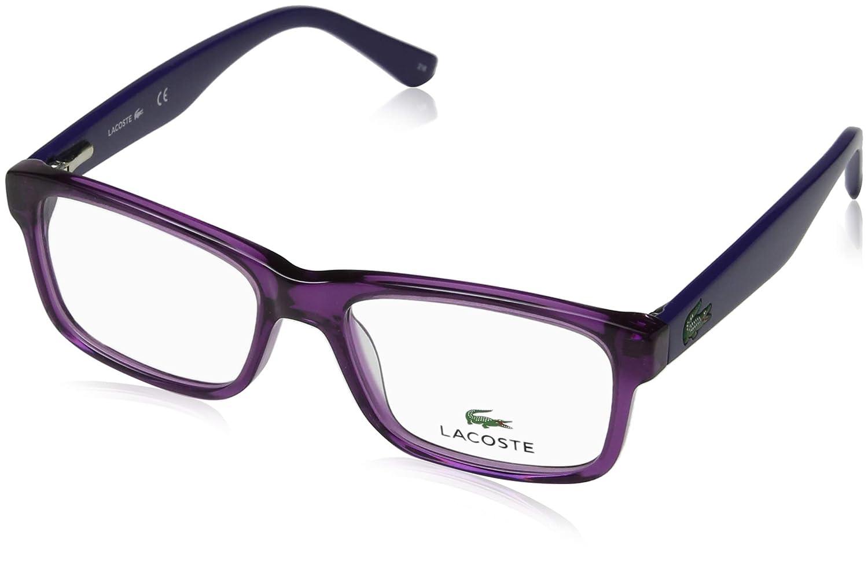 2195e90a8f92 Eyeglasses LACOSTE L 3612 514 VIOLET at Amazon Men s Clothing store