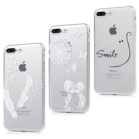 coque souple transparente iphone 8 plus