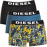 Diesel UMBX-Shawn Three-Pack Boxer Underwear L Men