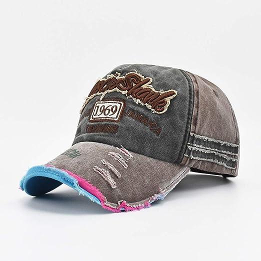 xiaochicun Sombrero de Verano para Hombres y Mujeres, cúpula ...