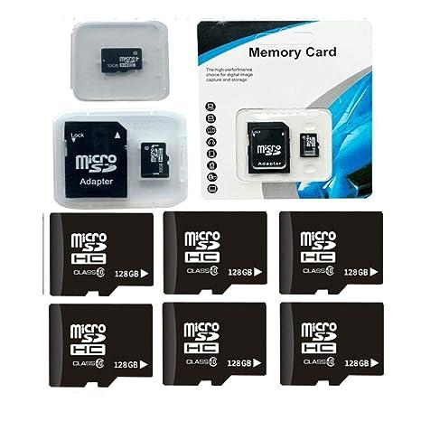 Caeasar Tarjeta Micro SD Tarjeta de Memoria de Alta ...