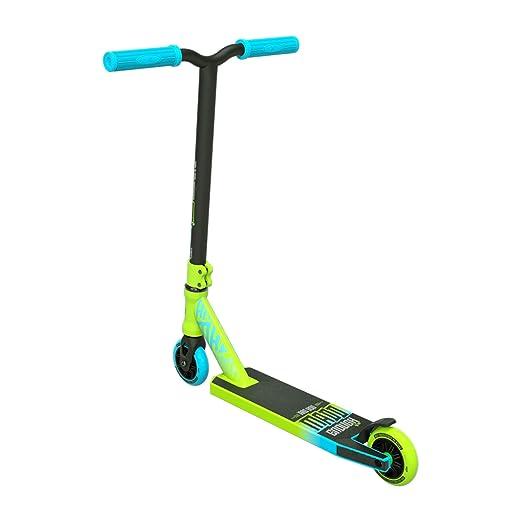 MADD Gear Kick Rascal Freestyle Stunt - Patinete, Verde Azul ...