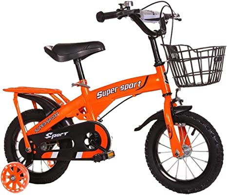 K-G Bicicleta Infantil Boy Bicicleta Infantil 12/14/16/18 Pulgadas ...