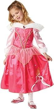 NET TOYS Vestido de Princesa de La Bella Durmiente Disfraz ...