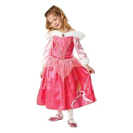 Vestido De Princesa De La Bella Durmiente Disfraz Cuento