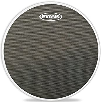evans hybrid white marching snare drum head 14 inch musical instruments. Black Bedroom Furniture Sets. Home Design Ideas