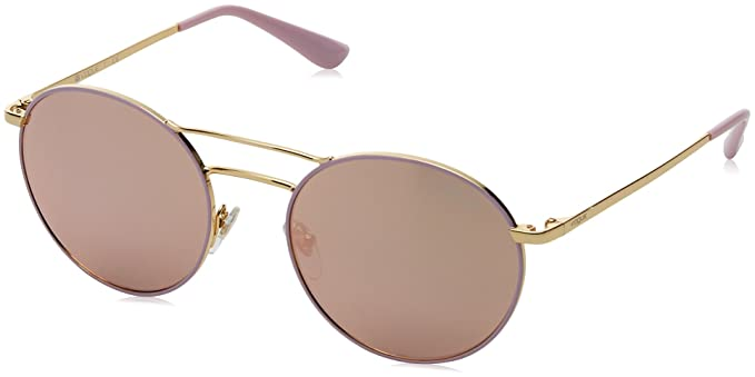 b2fd0cddda Image Unavailable. Image not available for. Color  Ray-Ban Women s Metal  Woman Sunglass Non-Polarized Iridium Round