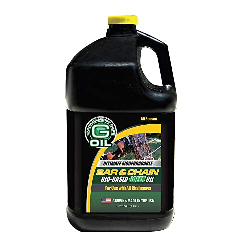 alternative to bar and chain oil