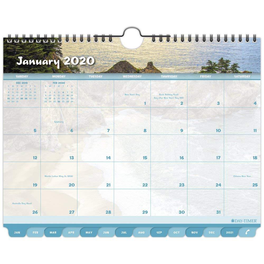 Amazon.com: Day-Timer 2020, planificador/organizador semanal ...